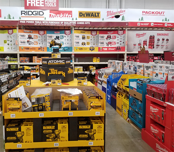 Home Depot Black Friday 2019 and Holiday Tool Deals