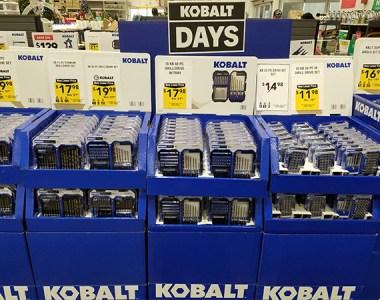 Kobalt Days Black Friday 2019 Tool Deals at Lowes