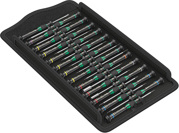 Kraftform Micro Big Pack 1 Precision Screwdriver Set 25pc