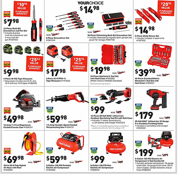 Lowes Black Friday 2019 Tool Deals Page 18