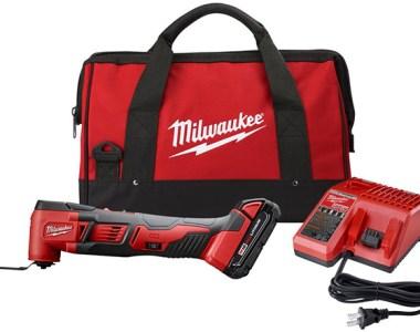 Milwaukee M18 Oscillating Multi-Tool Kit 2626-21CP
