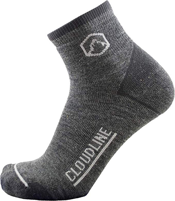 Cloudline Socks Ankle Height