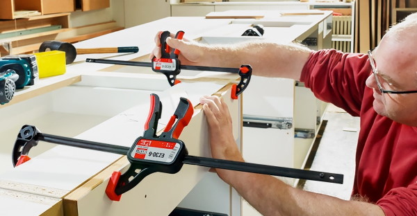 Woodpeckers Black Friday 2019 Bessey Clamp Sale - EX One-Handed Clamps