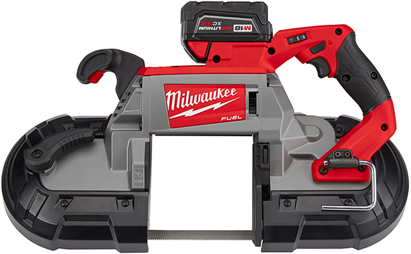 Milwaukee 2729S-22 M18 Fuel Dual-Trigger Cordless Band Saw