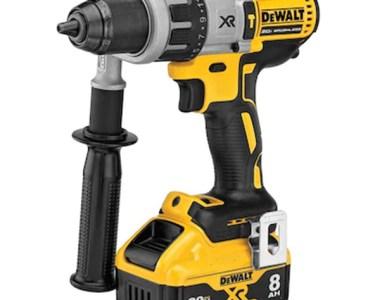 Dewalt 20V Max DCD998 Power Detect Cordless Hammer Drill
