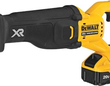 Dewalt Power Detect 20V Max Cordless Reciprocating Saw DCS368W1