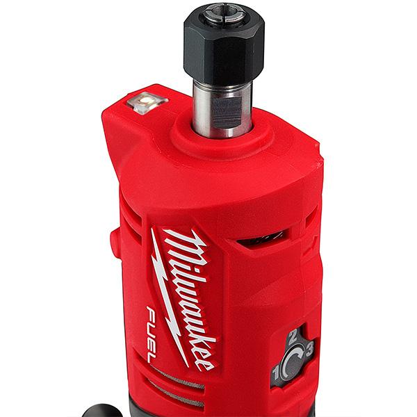 Milwaukee 2486 M12 Fuel Cordless Straight Die Grinder Front