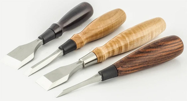 Blue Spruce Tool Works Butt Chisels