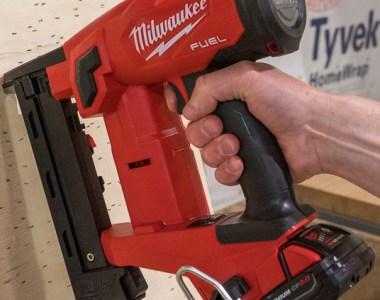 Milwaukee M18 Fuel Cordless Crown Stapler