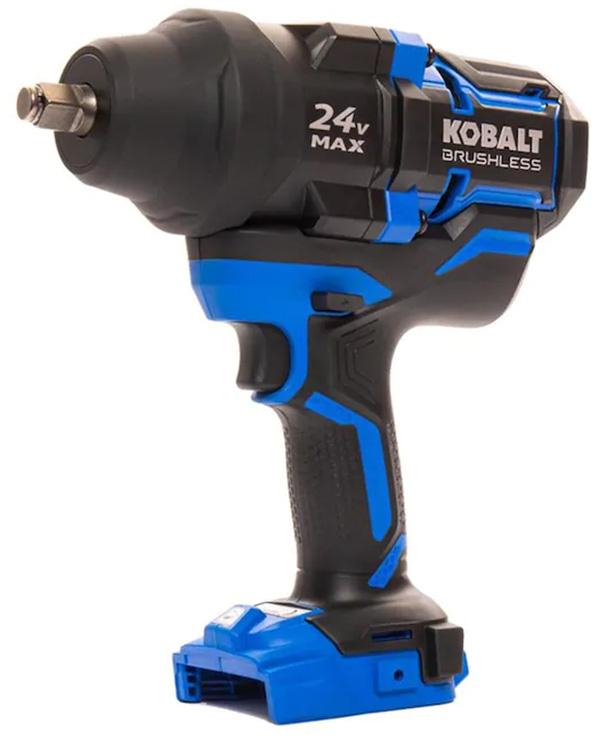Kobalt 24V Max XTR Cordless Impact Wrench