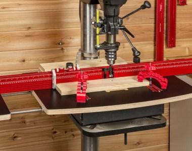 Woodpecker Pro Drill Press Table