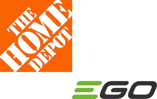 Home Depot Ego Logo
