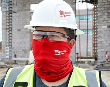 Milwaukee Tool Neck Gaiter Face Mask