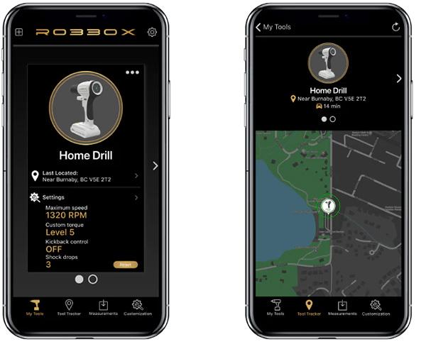 Robbox xDrill App