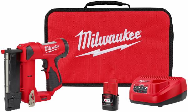 Milwaukee 2540-21 Pin Nailer Kit