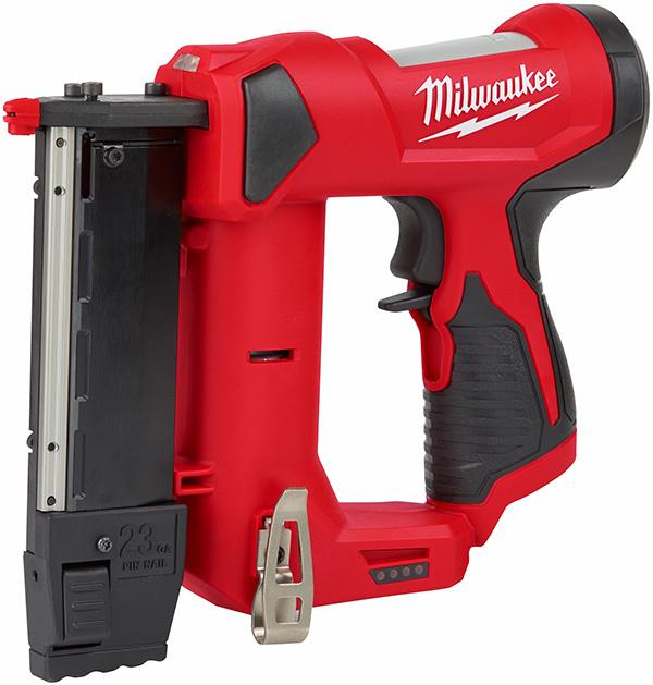 Milwaukee M12 Fuel Cordless Pin Nailer