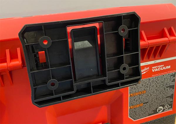 Milwaukee M12 Fuel Cordless Wet-Dry Vacuum with Mounting Bracket