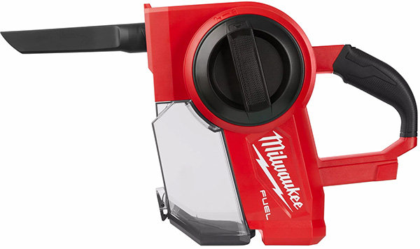 Milwaukee M18 Fuel Compact Vacuum with Crevice Tool