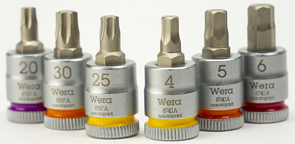 Wera Tools Advent Calendar 2020 Bit Sockets