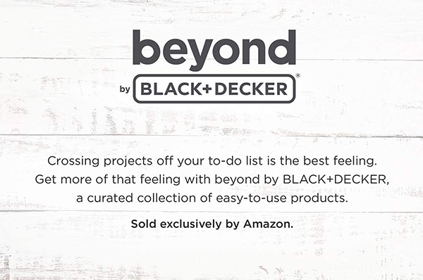 Beyond by Black & Decker Amazon Exclusive Tools