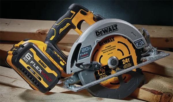 Dewalt FlexVolt Advantage Cordless Circular Saw