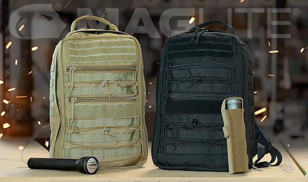Maglite Tactical Backpacks