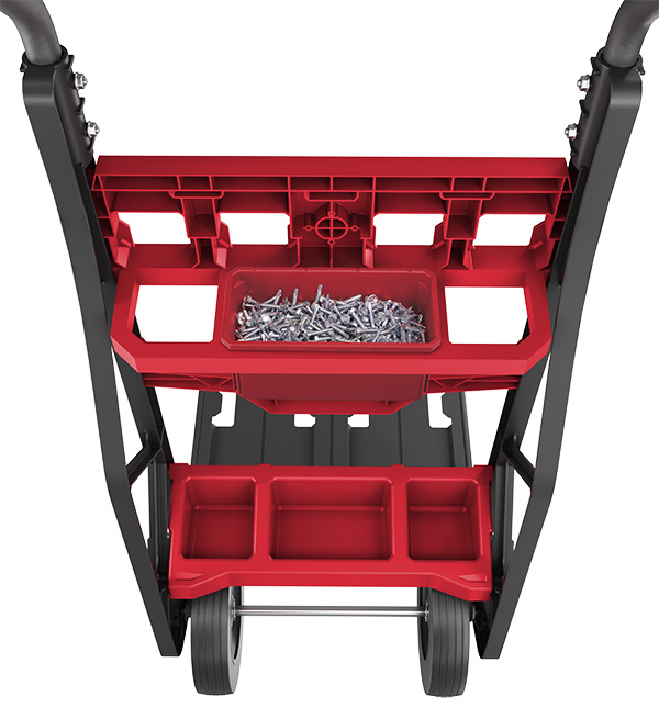 Milwaukee Packout Tool Box Cart Small parts Tray