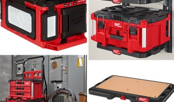 New Milwaukee Packout Tool Boxes Montage 2020