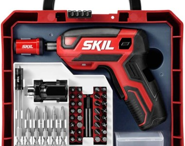 Skil Cordless Screwdriver with Carrying Case