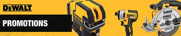 Amazon Dewalt Tool Promotions