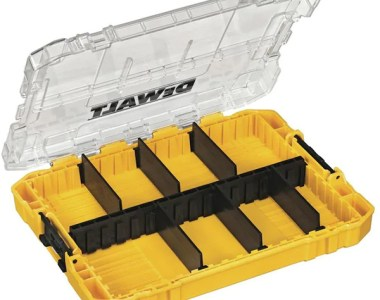 Dewalt ToughCase DWAN2190 Compartments