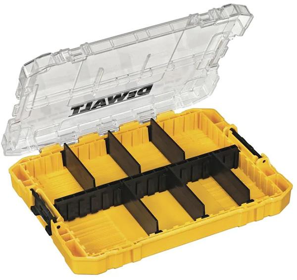 Dewalt ToughCase DWAN2190 Compartments
