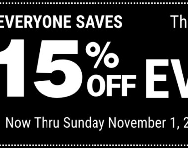 Harbor Freight 15 Percent Off Everything Coupon Featured