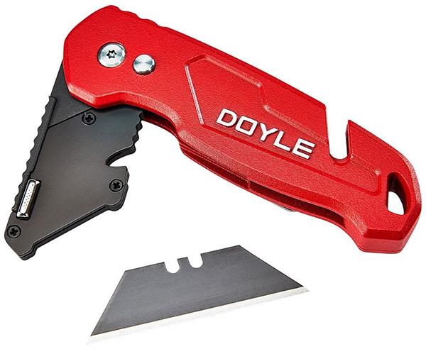 Harbor Freight Doyle Folding Utility Knife Blade Change