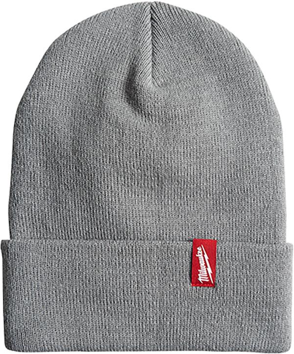 Milwaukee Grey Beanie Winter Hat