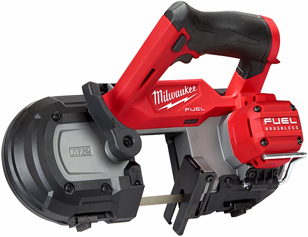 Milwaukee M12 Fuel Cordless Band Saw - Pipeline Episode 3 New Tools 2020 Preview