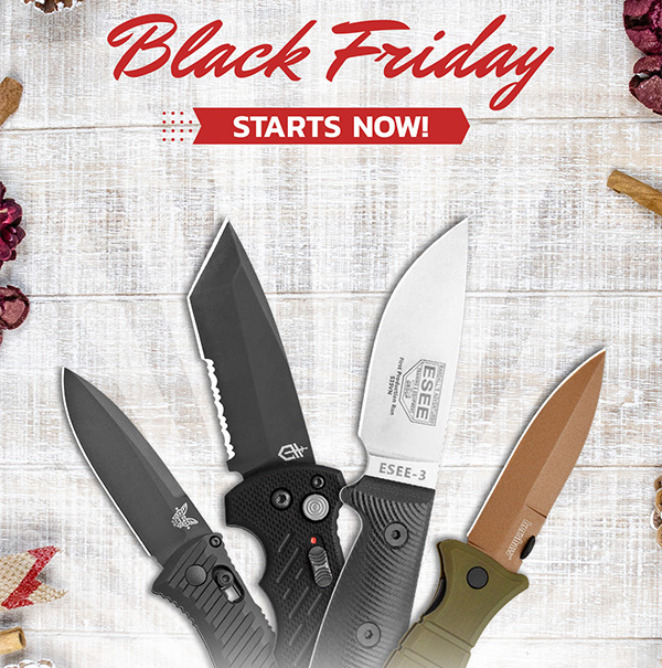BladeHQ Black Friday 2020