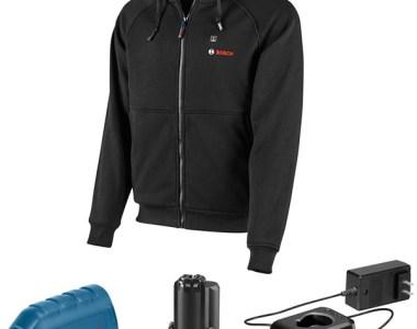 Bosch Heated Hoodie 2020