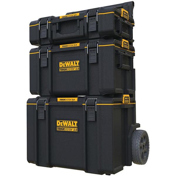 Dewalt ToughSystem 2 Tool Box Bundle