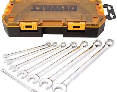 Dewalt Wrench Set in Case