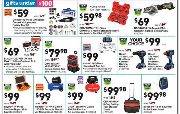 Lowes Black Friday 2020 Tool Deals Page 13