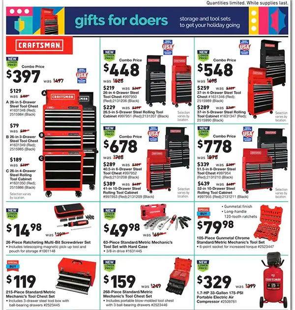 Lowes Black Friday 2020 Tool Deals Page 7