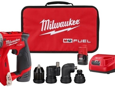 Milwaukee M12 Installation Drill Driver Kit