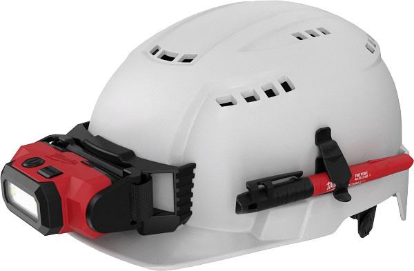 Milwaukee Tool Safety Helmet