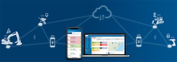 Bosch Bluehound Tool Tracking Network