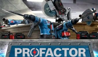 Bosch Profactor Cordless Power Tools Hero