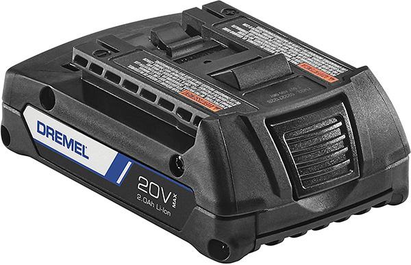 Dremel 20V Max Cordless Power Tool Battery