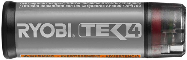 Ryobi Tek4 Battery