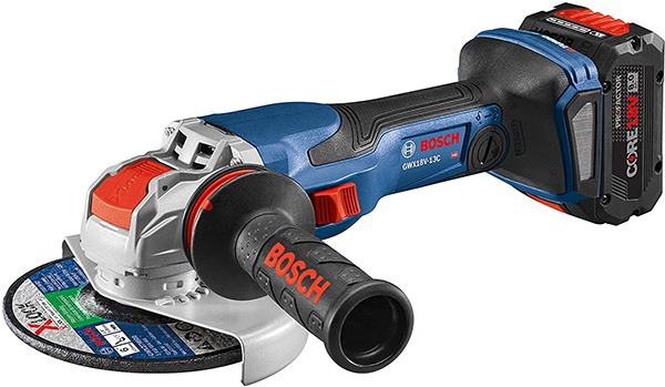 Bosch Spitefire Cordless Angle Grinder