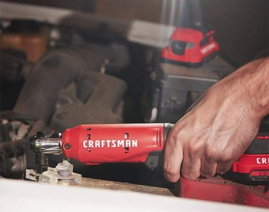 Craftsman CMCF930B Cordless Ratchet Application Example